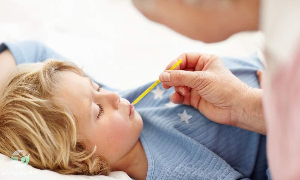 تشنج کودکان | علائم و اقدامات اولیه در مقابل تشنج کودکان