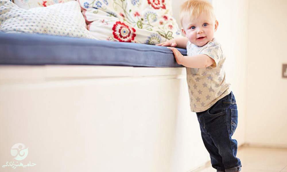 ضربه به سر نوزاد | مهمترین علامتها بعد از ضربه خوردن چیست؟