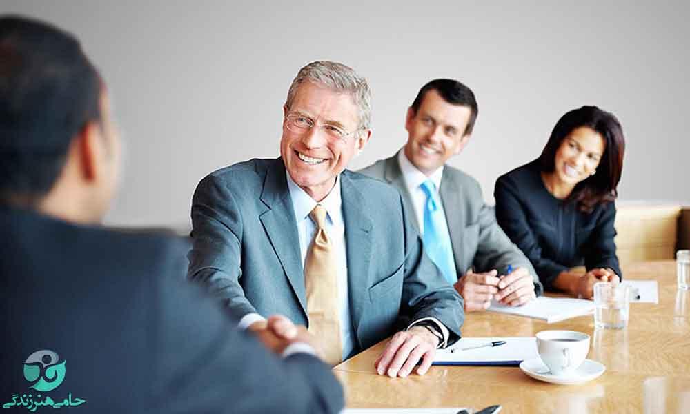 آداب معاشرت محیط کار   اصول و قوانینی که در محیط کار باید رعایت شود