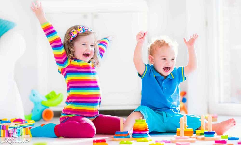 تخلیه انرژی کودکان   مناسب ترین روش تخلیه انرژی در کودکان