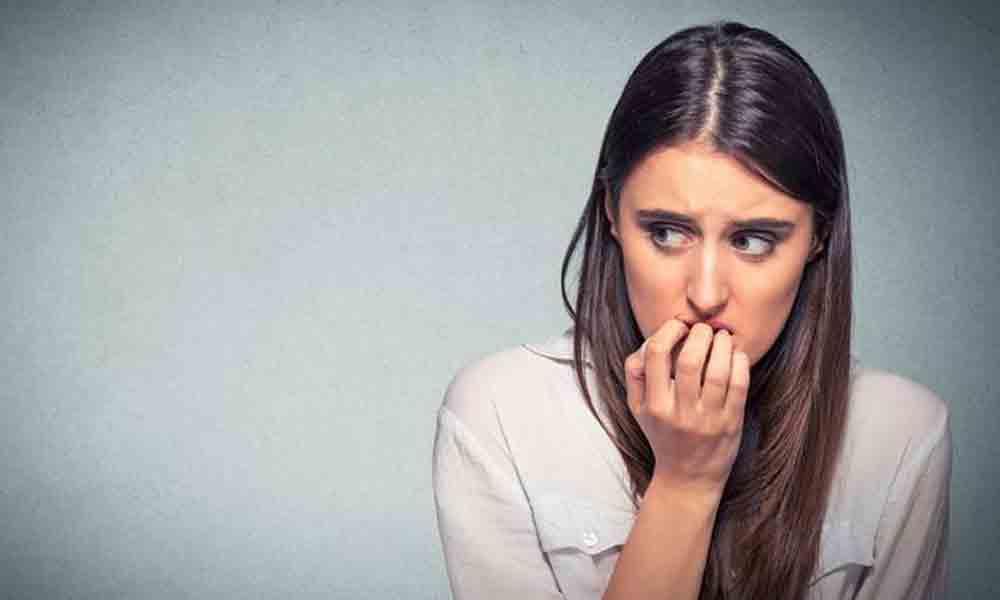 اضطراب و احساس بی قراری و ناخوشی