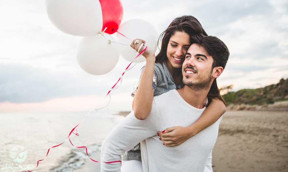 رفتار عاشقانه با همسر   بهترین رفتارهای عاشقانه