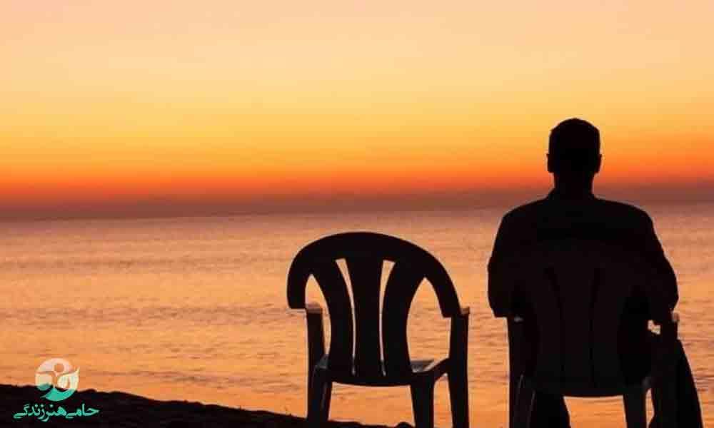 ازدواج به خاطر فرار از تنهایی