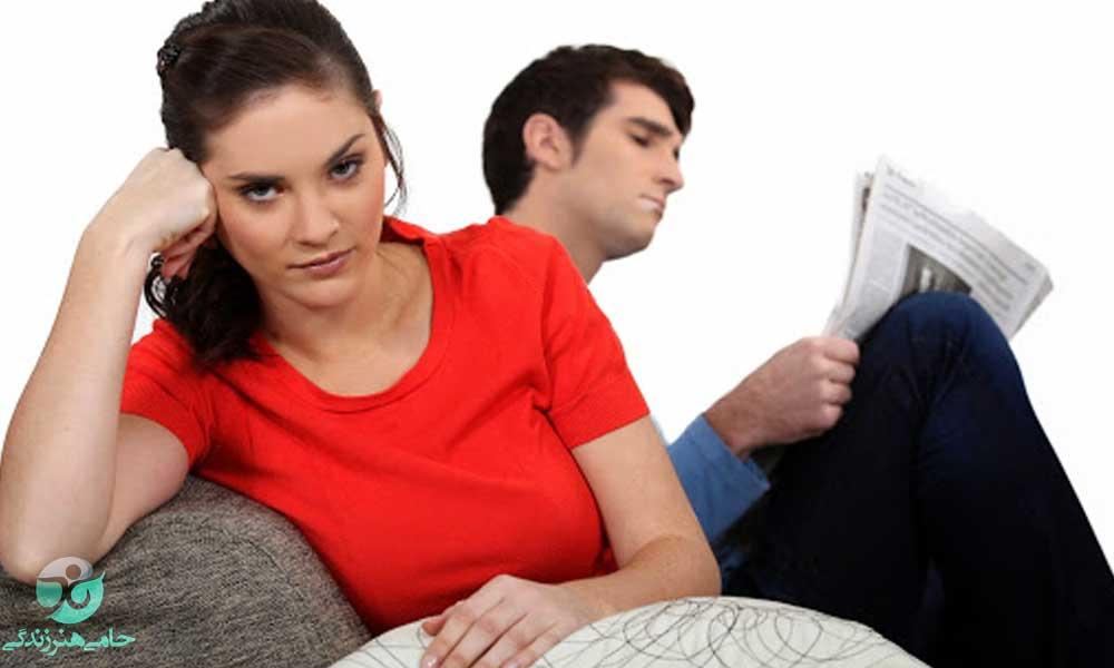 کم حرفی مردان | با کم حرفی مردان چگونه برخورد کنیم؟