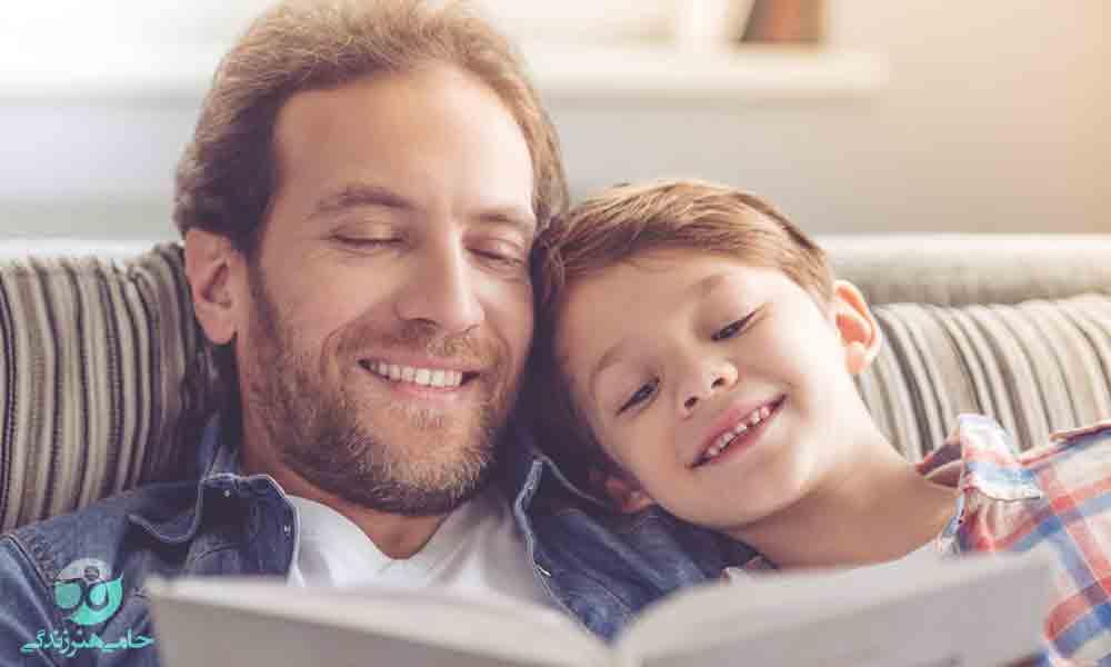 صمیمیت با فرزندان | راه های افزایش صمیمیت با فرزندان