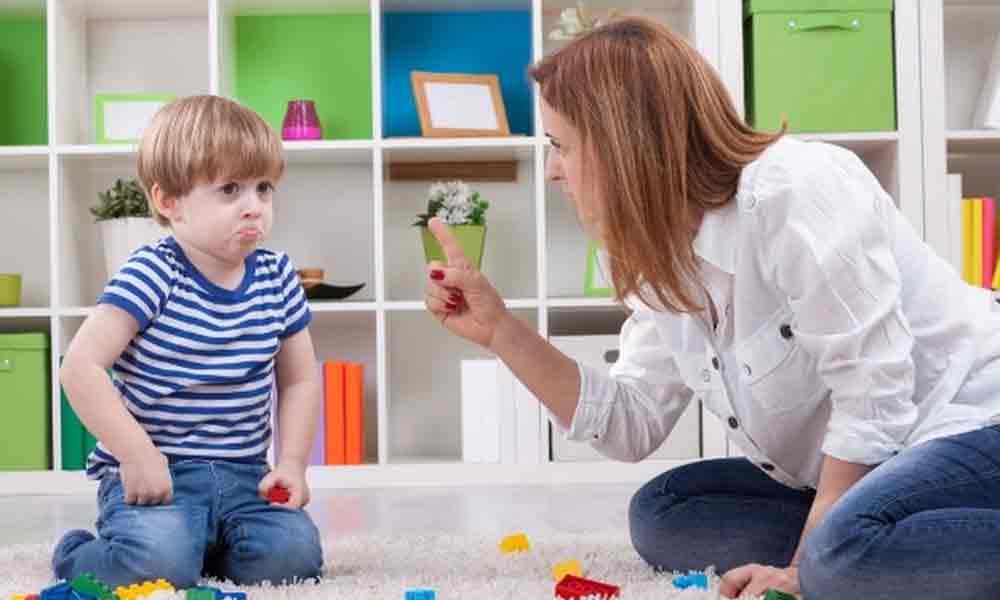 نحوه ی برخورد صحیح با کودک دروغ گو