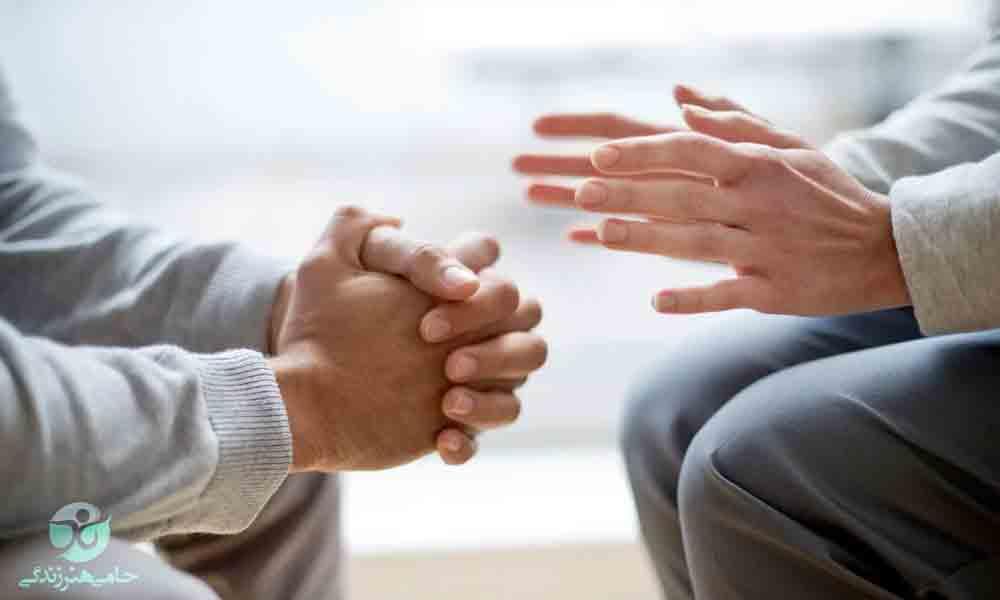 حرکات دست | روان شناسی حالت دست ها