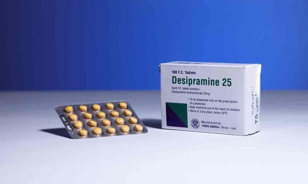 داروی دزیپرامین (دسیپرامین) | موارد مصرف و عوارض داروی دزیپرامین