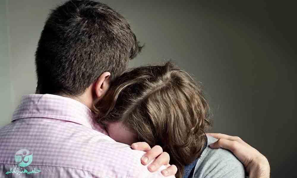 ازدواج با فرد افسرده | افسردگی درد بیدرمان نیست