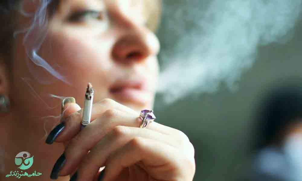 ازدواج با فرد سیگاری | انتخاب کن یا من یا سیگار!