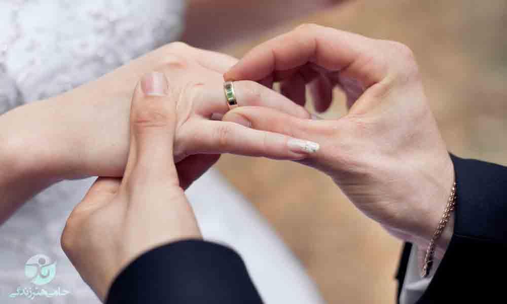 مدت زمان خواستگاری تا عقد چقدر باشد؟