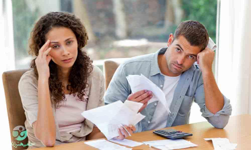 صحبت در مورد مسائل مالی با همسر | چرا و چگونه