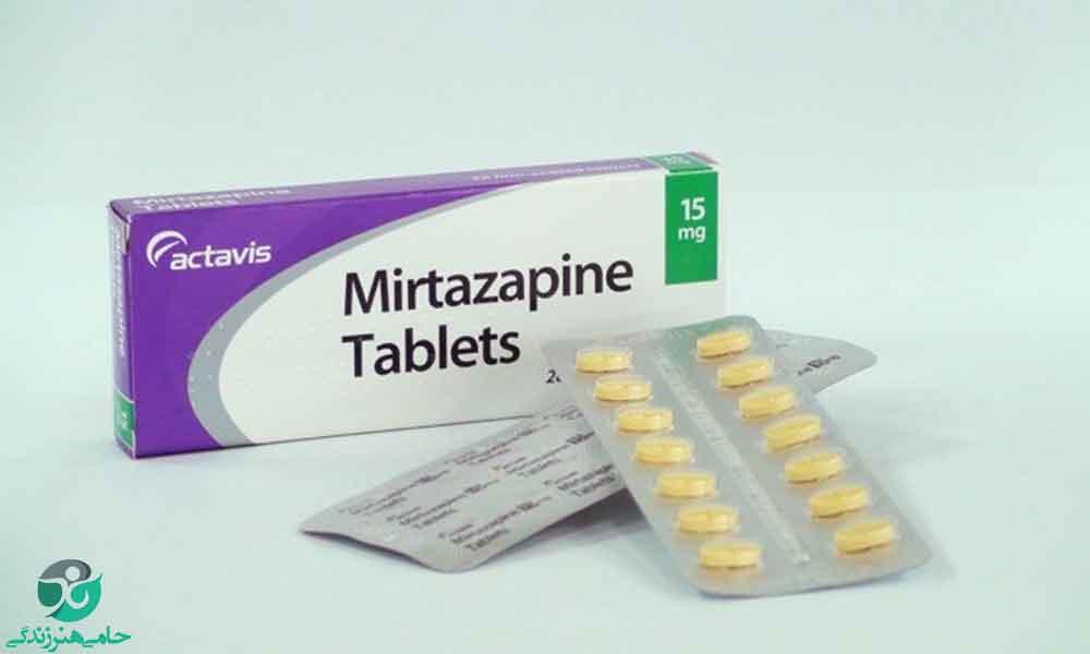 میرتازاپین چیست | موارد مصرف، عوارض و اثرات قرص میرتازاپین