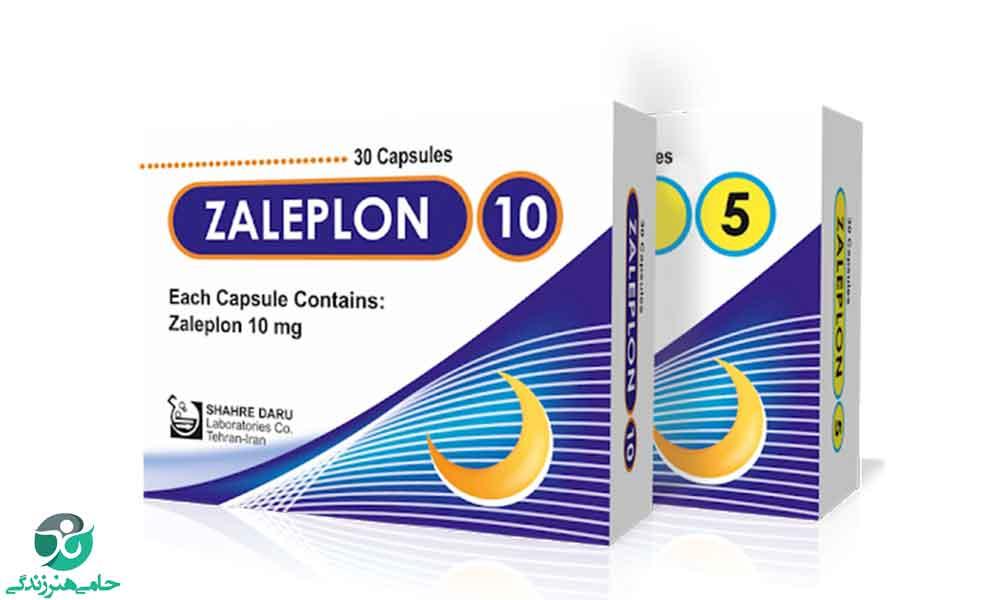 زالپلون | موارد مصرف، عوارض و اثرات قرص زالپلون