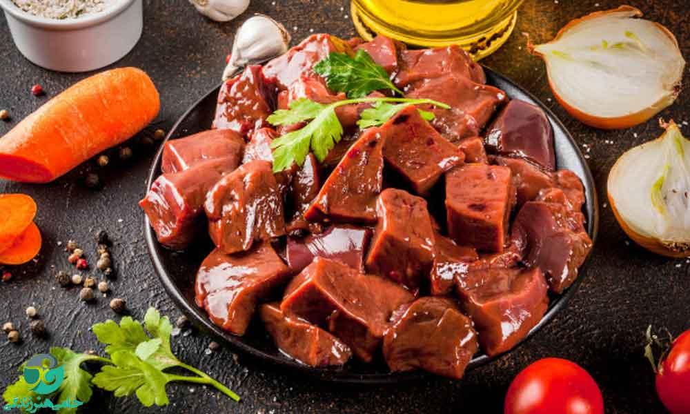 منابع غذایی سرشار از آهن | این مواد غذایی را بشناسید و بخورید