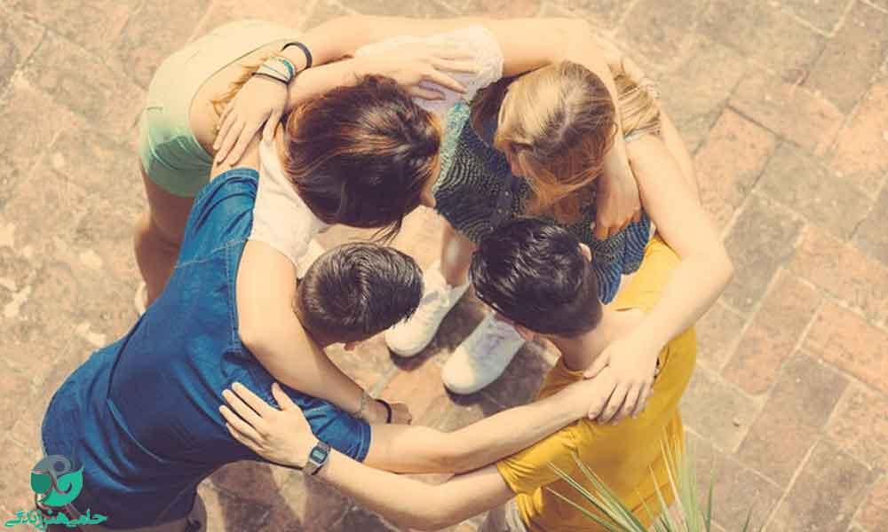 فواید دوستی | آثار و فواید دوستی برای کودکان و بزرگسالان
