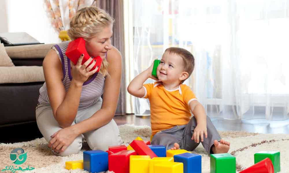 گفتار درمانی در منزل | بهترین روشها و تکنیکهای موثر