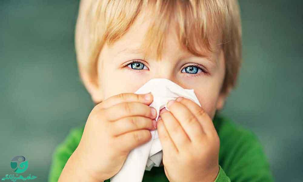 خونریزی بینی کودکان | علل، درمان و روشهای پیشگیری