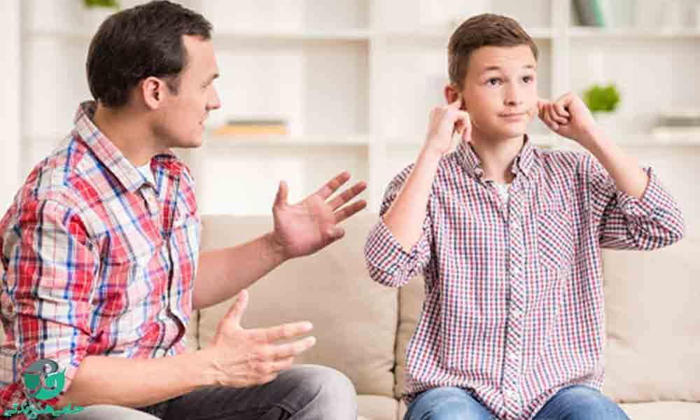 دعوای پدر و پسر | دلایل و راه های حل اختلاف پدر و پسر