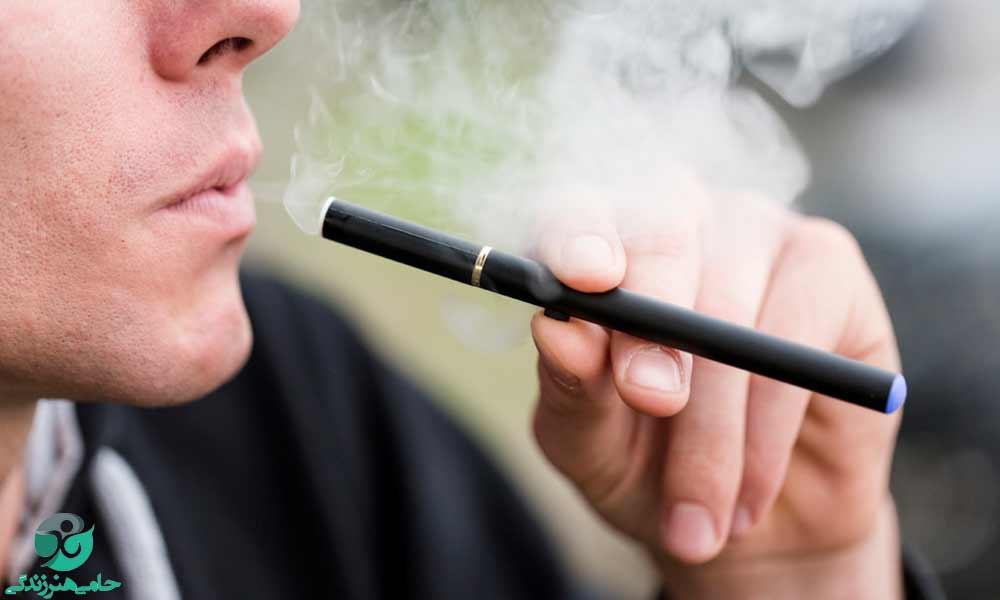 سیگار الکترونیکی | میزان تاثیر و عوارض سیگار الکترونیکی