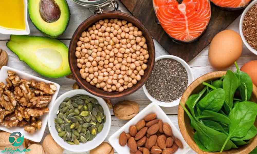 مواد غذایی محرک | مواد غذایی مناسب جهت رفع سرد مزاجی