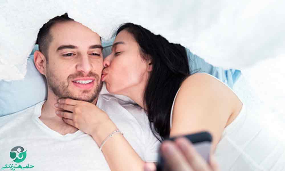 درخواست رابطه از طرف زن به همسر چطوری باید باشد؟