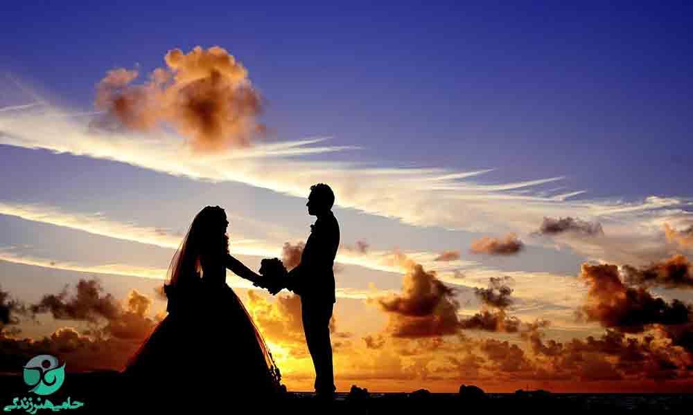 قانون جذب برای ازدواج | آیا قانون جذب در مورد ازدواج واقعیت دارد؟