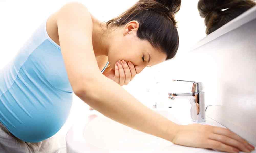 قطع شدن حالت تهوع بارداری | علت قطع حالت تهوع در هفته ششم