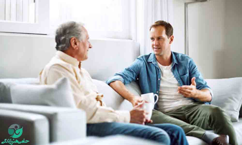وابستگی به والدین در بزرگسالی   راهکارهایی برای کاهش وابستگی بزرگسالان