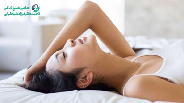 ارگاسم واژینال | لذت عمیق و احساس ضربان در دیواره های واژن