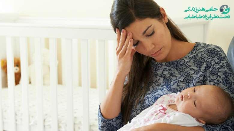 افسردگی بعد از شیر گرفتن کودک | راهکارهای صحیح از شیر گرفتن