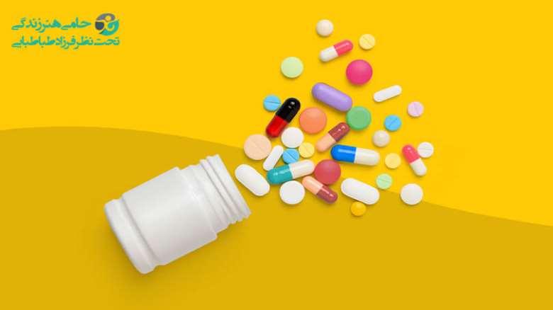 قرص متیل فنیدات ساندوز | موارد مصرف، هشدار ها و تداخلات دارویی