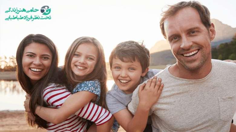 والدین ایده آل چه ویژگی هایی دارند؟   5 ویژگی مهم و اساسی