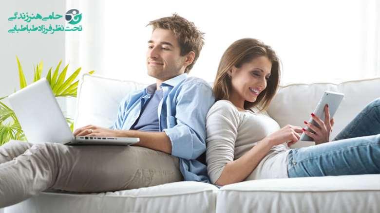 حقوق و وظایف متقابل زن و شوهر   9 وظیفه مهم زن و شوهر