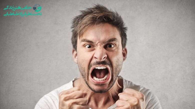 علت عصبانیت بی دلیل مردان | چرا شوهرم همیشه عصبانی است؟