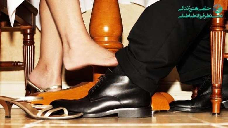 اهمیت لمس کردن در رابطه جنسی و افزایش صمیمت زناشویی