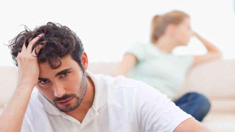 دلایل و درمان سرد مزاجی در مردان