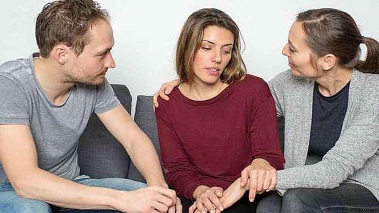 نقش خانواده در مراقبت از ترک مواد اعتیاد آور ( مخدر، محرک و توهم زا)