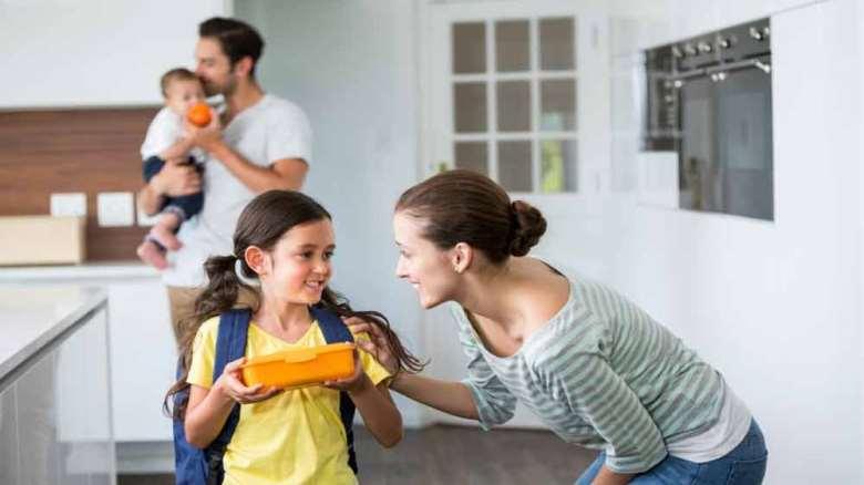 آماده کردن کودک برای رفتن به مدرسه | نکاتی خواندنی برای رفتن بچه به مدرسه
