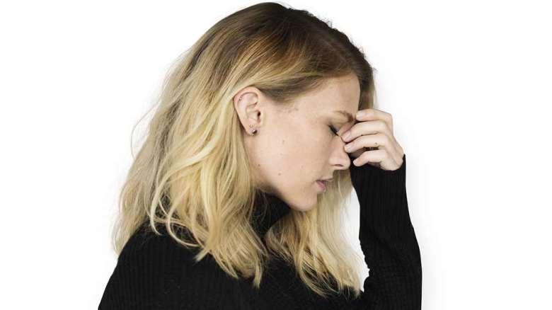 علائم استرس و اضطراب | نشانه های اضطراب و استرس