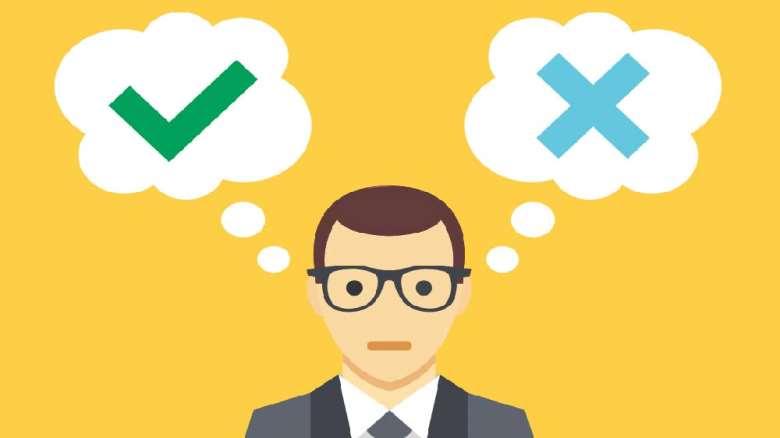 مهارت تصمیم گیری درست   چگونه قدرت تصمیم گیری را زیاد کنیم؟