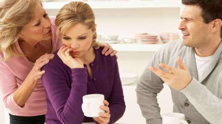 وابستگی به خانواده بعد از ازدواج | انواع وابستگی به خانواده