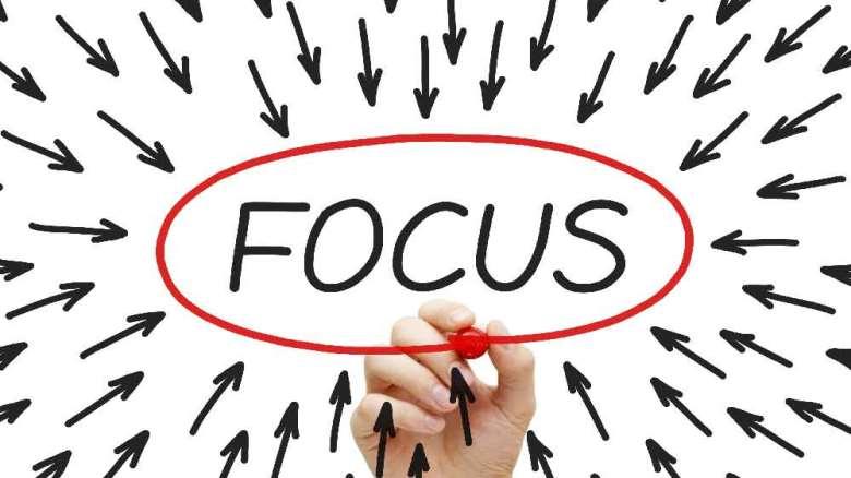 مهارت تمرکز | تفاوت تمرکز و توجه