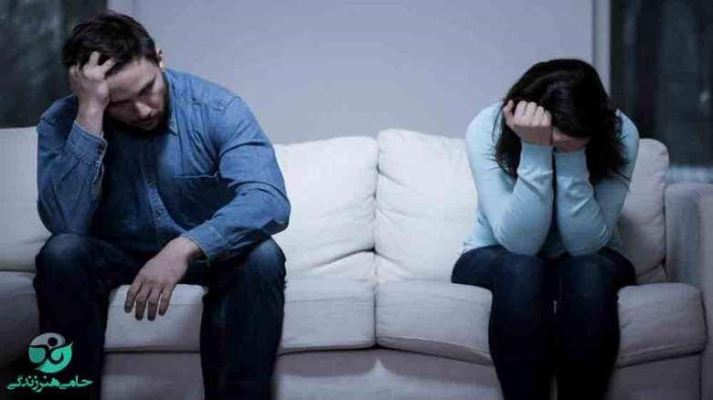دلایل خیانت به همسر   چرا همسرم به من خیانت کرد؟