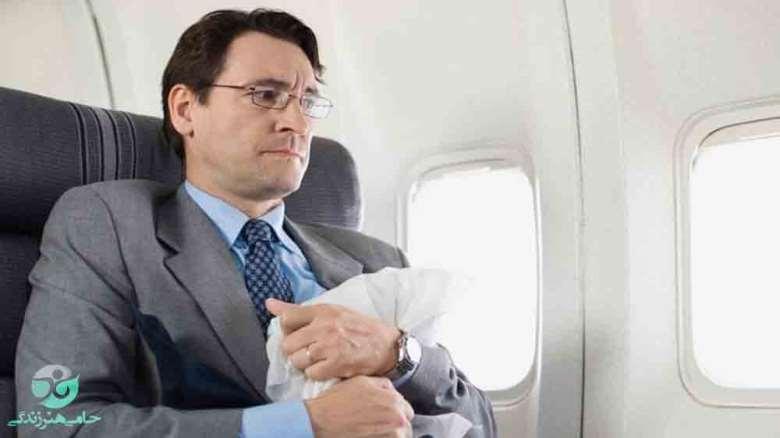 ترس از هواپیما   علائم روانشناختی و روش درمان