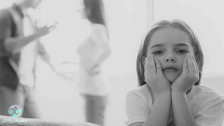 تاثیر خیانت بر فرزندان | پیامد خیانت بر رفتار و زندگی فرزندان