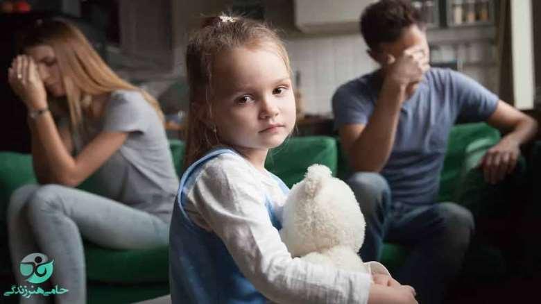 آسیب های طلاق | آسیبهای طلاق بر مردان، زنان و کودکان