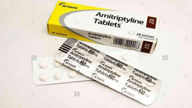 قرص آمی تریپتیلین | موارد مصرف و عوارض آن
