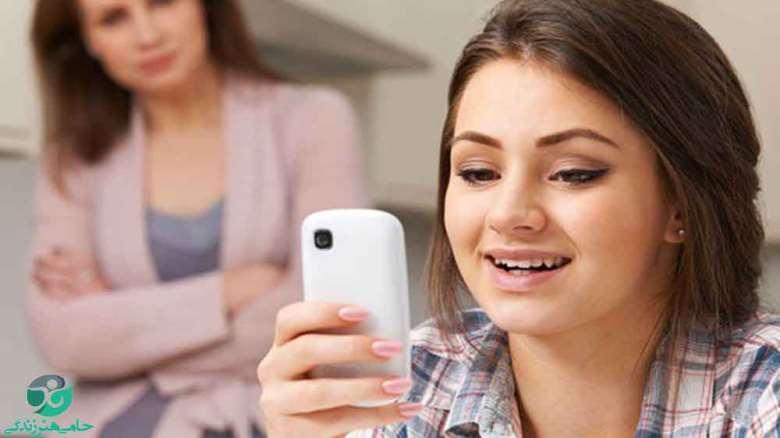 حریم خصوصی نوجوان   توصیههایی در خصوص حفظ حریم شخصی نوجوان