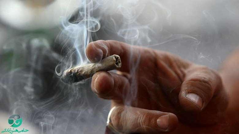 ترک اعتیاد به ماریجوانا در خانه از چه راه هایی ممکن است؟